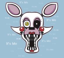 Five Nights at Freddy's Freddy - FNAF 2 - Mangle - It's Me One Piece - Short Sleeve
