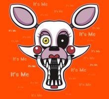 Five Nights at Freddy's Freddy - FNAF 2 - Mangle - It's Me Kids Tee