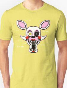 Five Nights at Freddy's Freddy - FNAF 2 - Mangle - It's Me T-Shirt