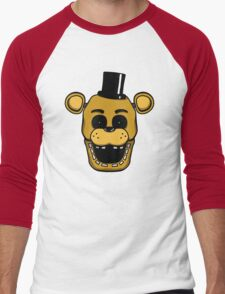 Five Nights at Freddy's - FNAF - Golden Freddy - It's Me Men's Baseball ¾ T-Shirt