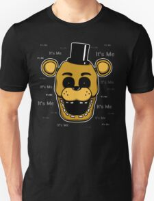 Five Nights at Freddy's - FNAF - Golden Freddy - It's Me T-Shirt