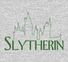Slytherin by Ironwings