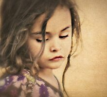 Child's brief contemplation by littlevane