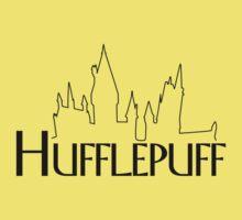 Hufflepuff by Ironwings