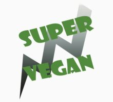 Super Vegan by veganese