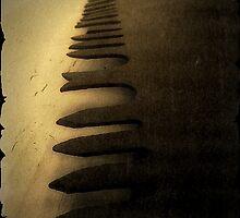 Old saw by Jeffrey  Sinnock
