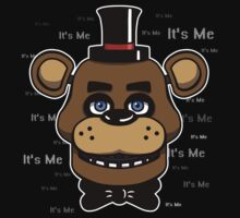 Five Nights at Freddy's - FNAF - Freddy - It's Me by Kaiserin