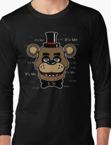 Five Nights at Freddy's - FNAF - Freddy - It's Me Long Sleeve T-Shirt
