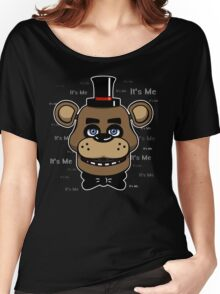 Five Nights at Freddy's - FNAF - Freddy - It's Me Women's Relaxed Fit T-Shirt