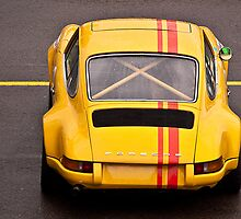 Porsche racer by Stuart Row