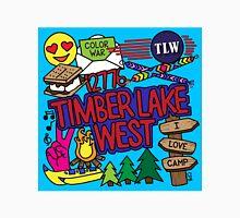 Timber Lake West Unisex T-Shirt