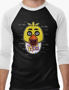 Five Nights at Freddy's - FNAF - Chica - It's Me Men's Baseball ¾ T-Shirt