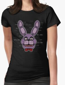 Five Nights at Freddy's - FNAF - Bonnie - It's Me Womens Fitted T-Shirt