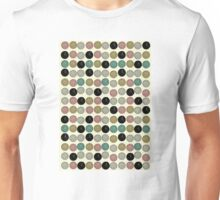 Yarn Ball Pattern Unisex T-Shirt