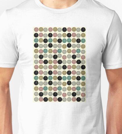 Yarn Ball Pattern Unisex T-Shirt