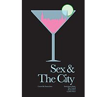 Sex and the City Photographic Print