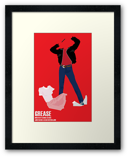 Grease by jnewt