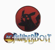 Thunder, Thunder, Thunderbolt! POKEMON/THUNDERCATS MASH UP Kids Clothes