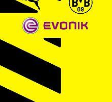 Borussia Dortmund kit by sportakuler