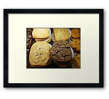 Cookies Anyone? Framed Print