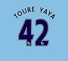 Yaya Toure by ilRe