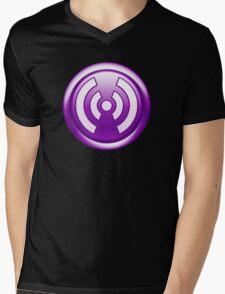City of Heroes - Controller Mens V-Neck T-Shirt