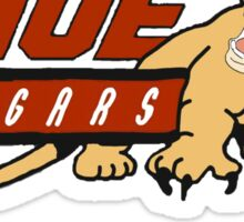 SIUE Cougars Sticker