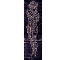 Suspended Figure Photographic Print