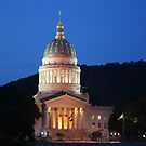 State Capitol in WV by fotoflossy