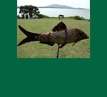 Metal Fish,Sculpture Exhibition,Bermagui,Australia 2015 Unisex T-Shirt