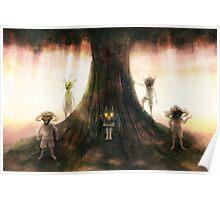 Lunar Children Poster