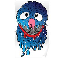 Melty Friend, Grover Poster