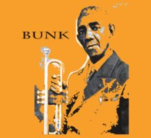 Ladies and gentlemen: Bunk Johnson! by Typos Included