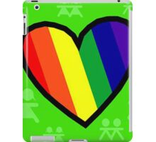 Gay Heart iPad Case/Skin