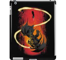 The Wizard & The Demon iPad Case/Skin