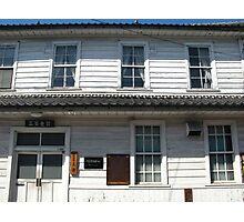 Sanrakukaikan, Kurashiki, Japan 2010 Photographic Print