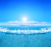 Tropical Sea by Nasko .
