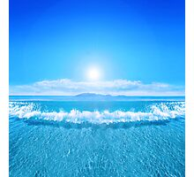 Tropical Sea Photographic Print