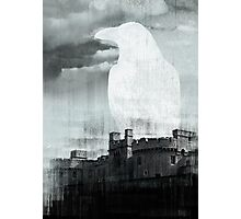 TOWER RAVEN Photographic Print