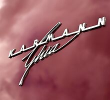 Karmann Ghia Logo by maxblack
