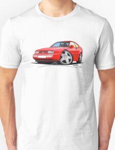 VW Corrado Red T-Shirt