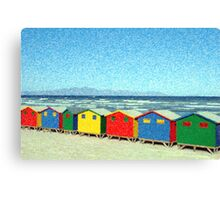Sea views Canvas Print