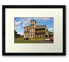 Home From Home for Sally Framed Print