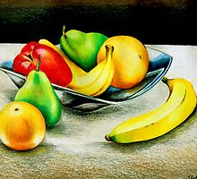 The Fruit Bowl by tiffanybudd