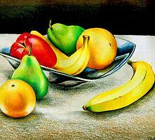 The Fruit Bowl by tiffanybudd