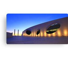 Champalimaud Centre for the Unknown . sunset Canvas Print
