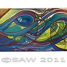 Eye of A Wave by Susan A Wilson