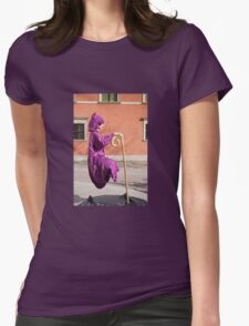 levitate girl in Old Town in Warsaw  T-Shirt