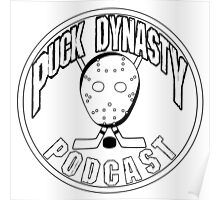Puck Dynasty Podcast - Logo 2015 Poster