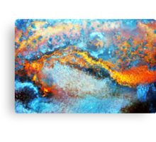 Etherial Flame Canvas Print